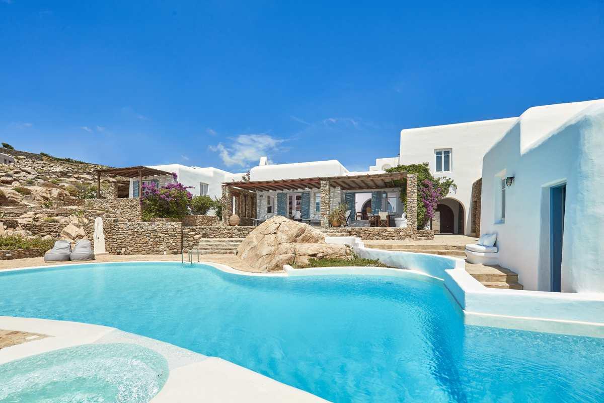 Villa Doris Mykonos Greece