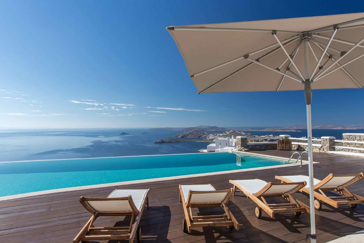 Villa Kathy Mykonos Greece