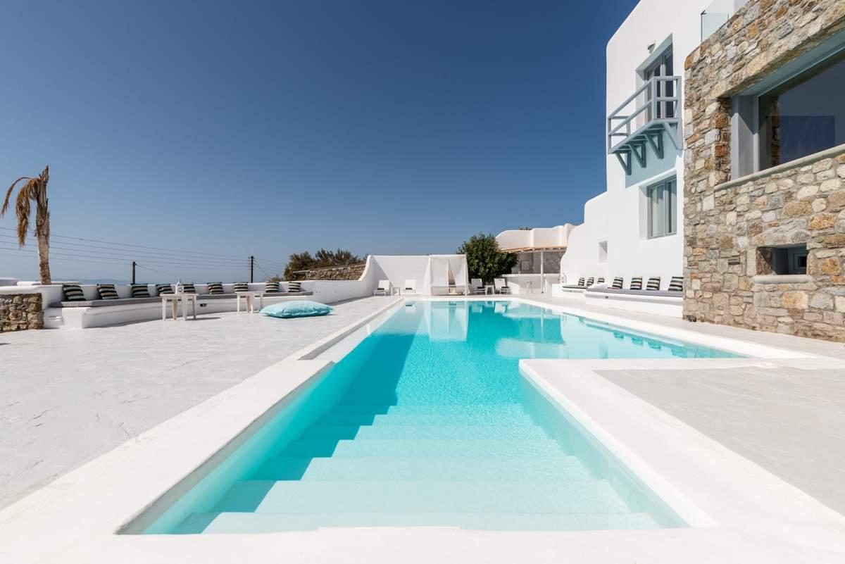 Villa Sevy Mykonos Greece