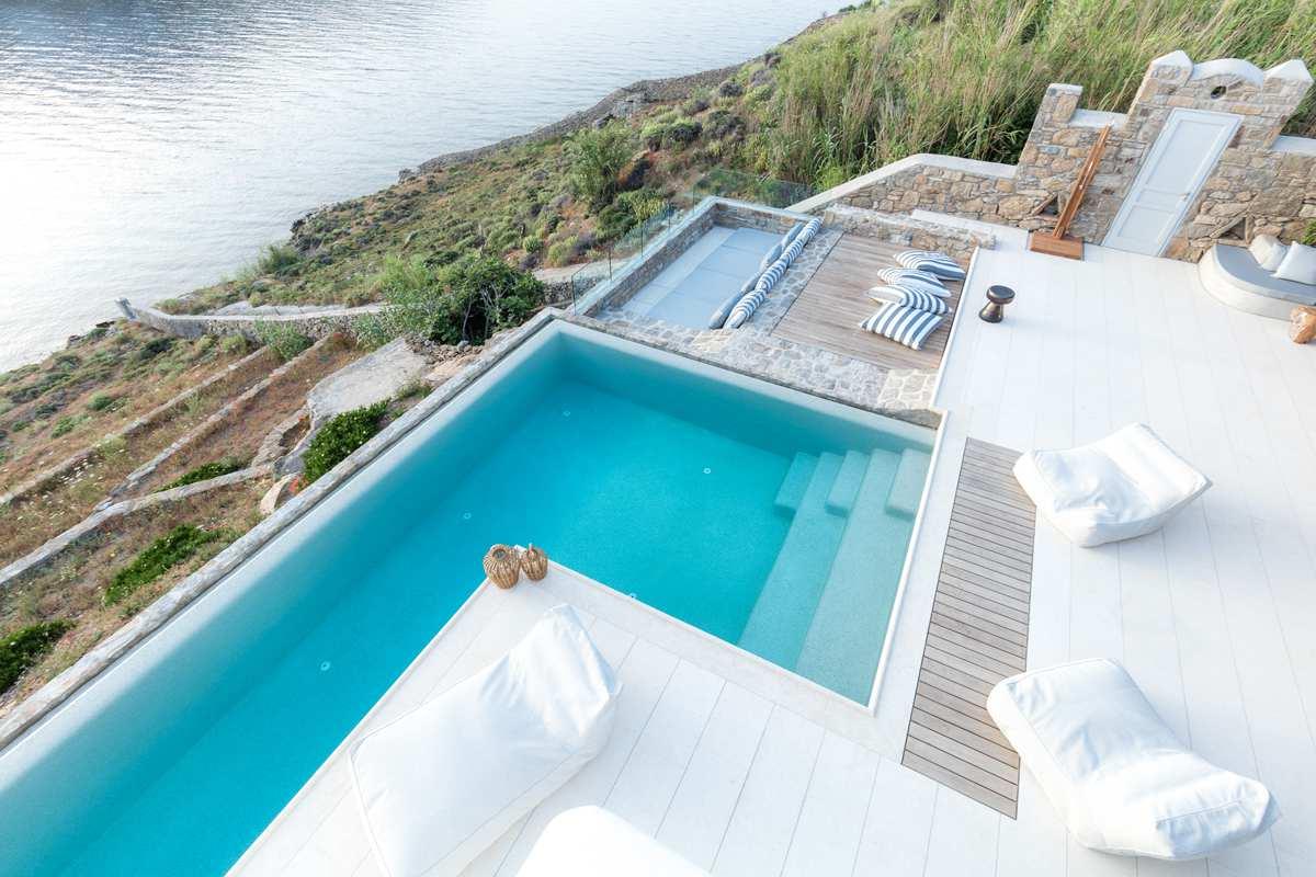 Villa Smaragda Mykonos Greece