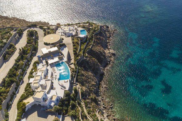 Villa Elena Mykonos Greece